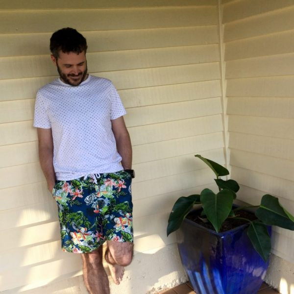 Tropical Nights Men's shorts