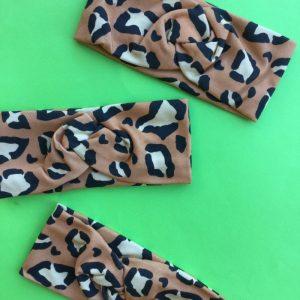 Bold Leopard twistknot