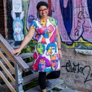 Faces Ladies Regular Dress – in two colourways