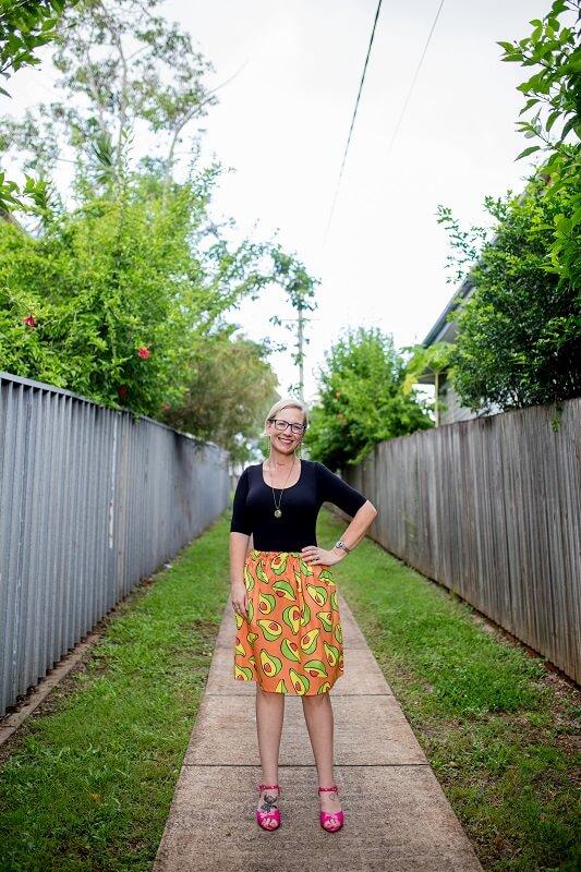 Avo Good Day Ladies Skirt 2