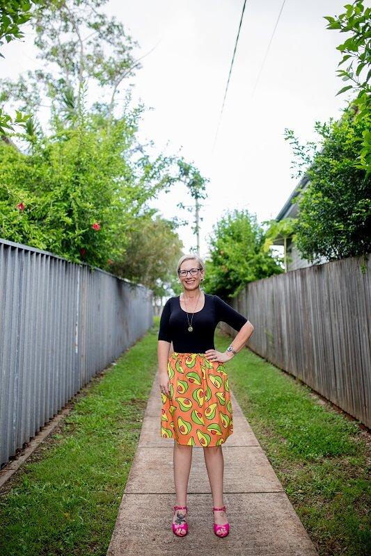Avo Good Day Ladies Skirt 3