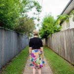 This is Australia ladies skirt