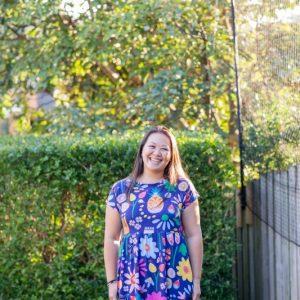 kablooie sunshine garden jersey babydoll dress