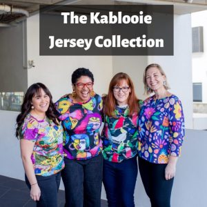 The Kablooie Jersey Collection