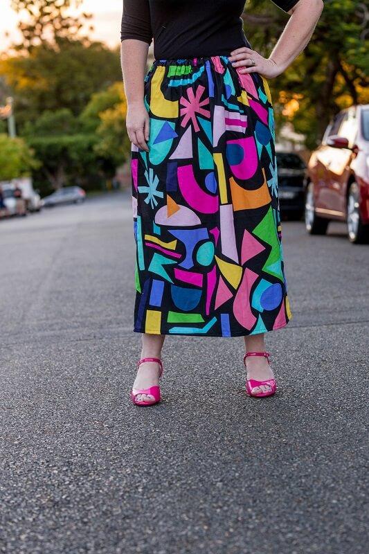 Shape Up Skirt