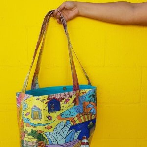 This is Australia beach tote