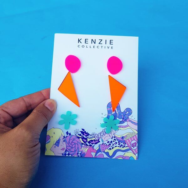 The shape up Stud Pack by Kenzie Collective
