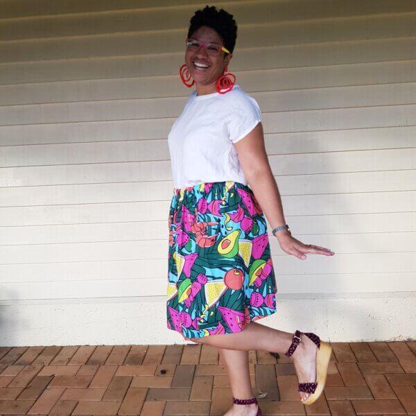 Deck-The-Prawns-Skirt