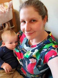 breastfeeding dress customer review