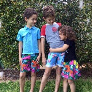 kids shorts or skirt
