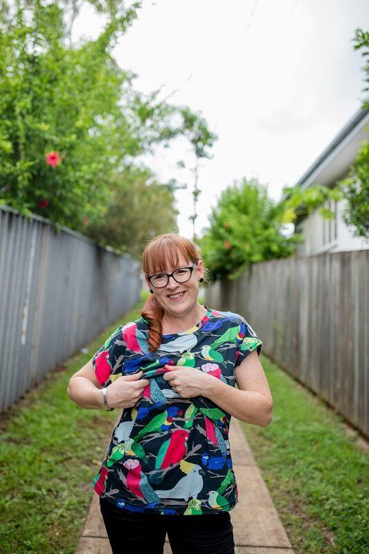Aussie Birds Breastfeeding Top 3