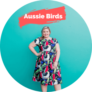 the aussie birds collection from kablooie