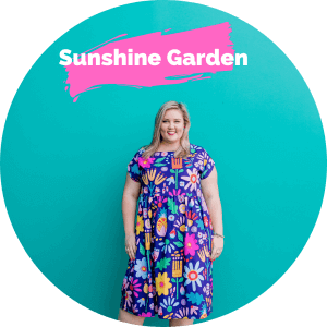 the sunshine garden collection from kablooie