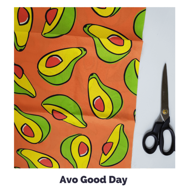 Avo Good Day Fabric