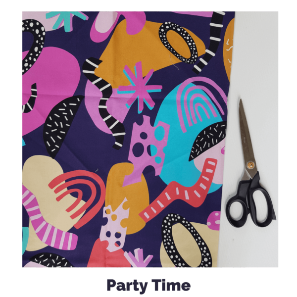Party Time Fabric