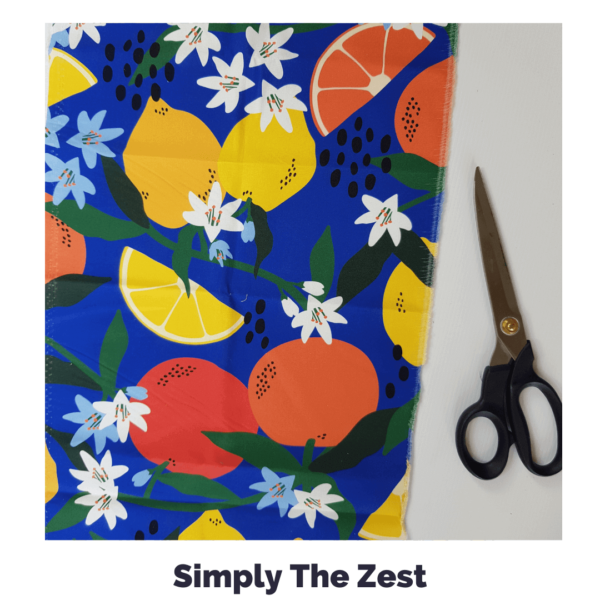Simply The Zest Fabric