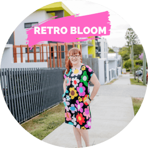 retro bloom collection