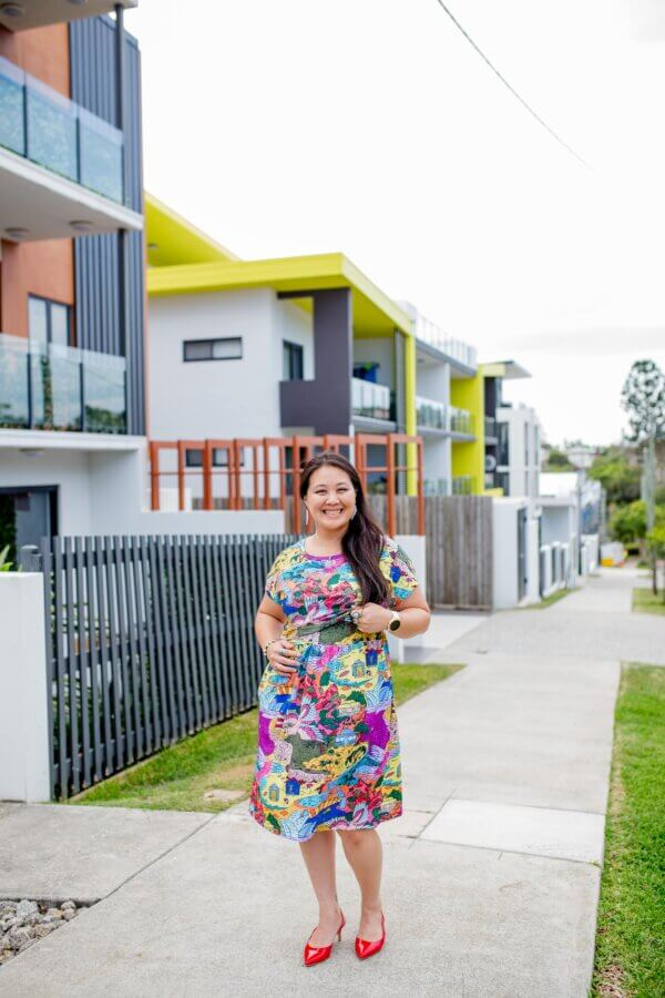 This-is-Australia-Jersey-babydoll-breastfeeding-dress