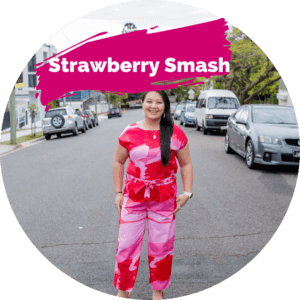 strawberry smash collection