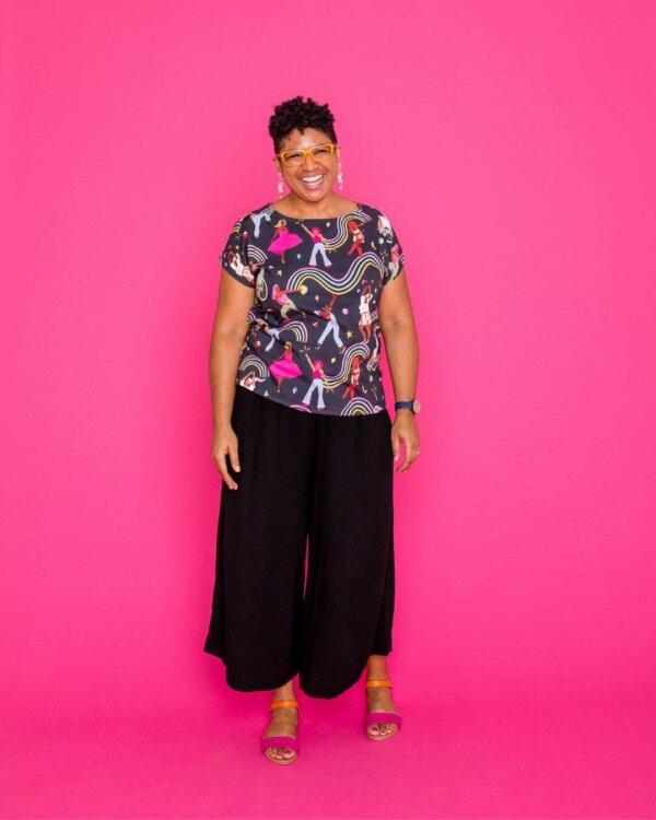 The Just Be YOU! Ladies Australian Designer Top