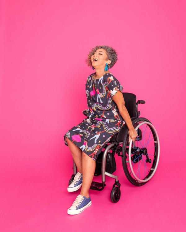 The Just Be YOU! Ladies Australian Designer Regular Dress