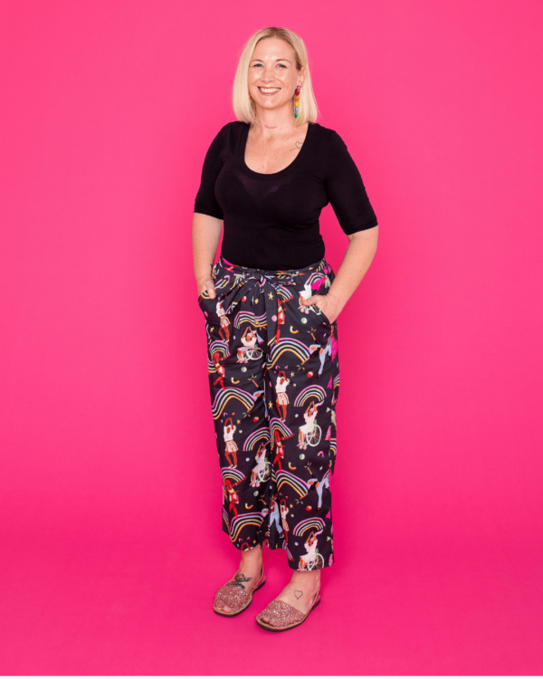 The Just Be YOU! Ladies Australian Designer Pants